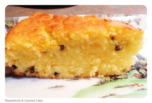 Coconut Milk Cake Recipe Easy