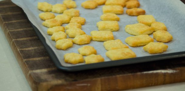 Cheese Biscuit Bites