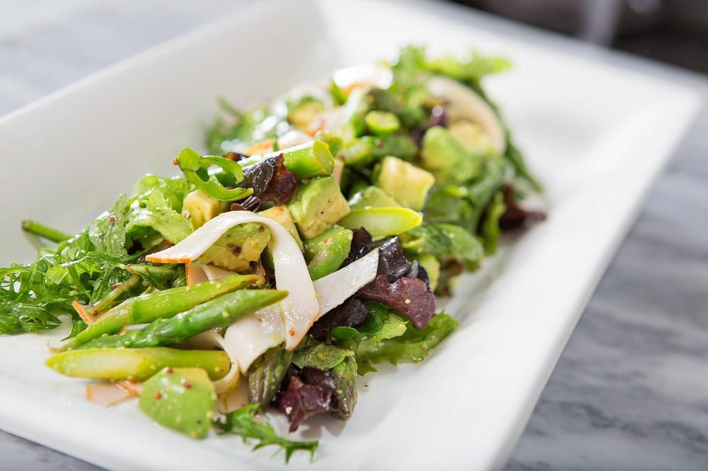 D'Orsogna Chicken, Avocado & Asparagus Salad