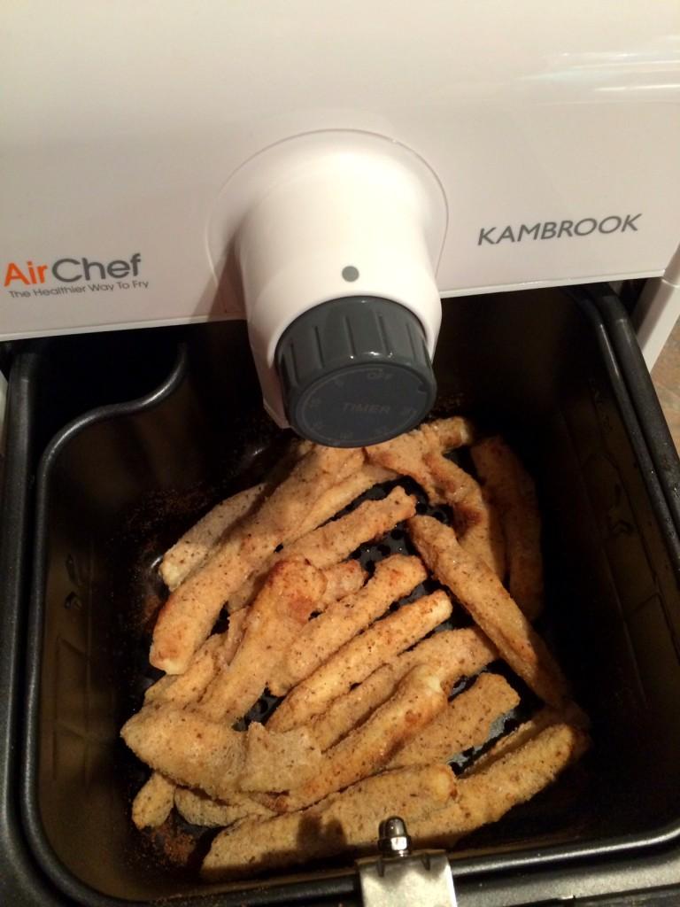 Air Chef Calamari