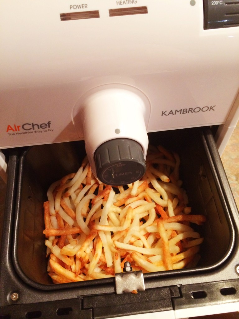 Air Chef Air Fryer Oven - Frozen Chips