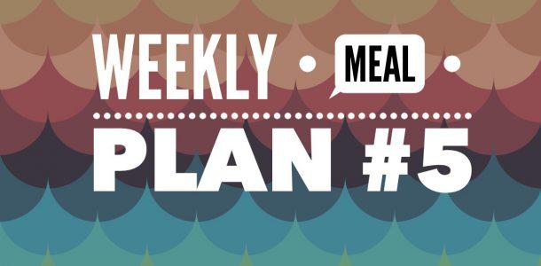 Meal Plan 5