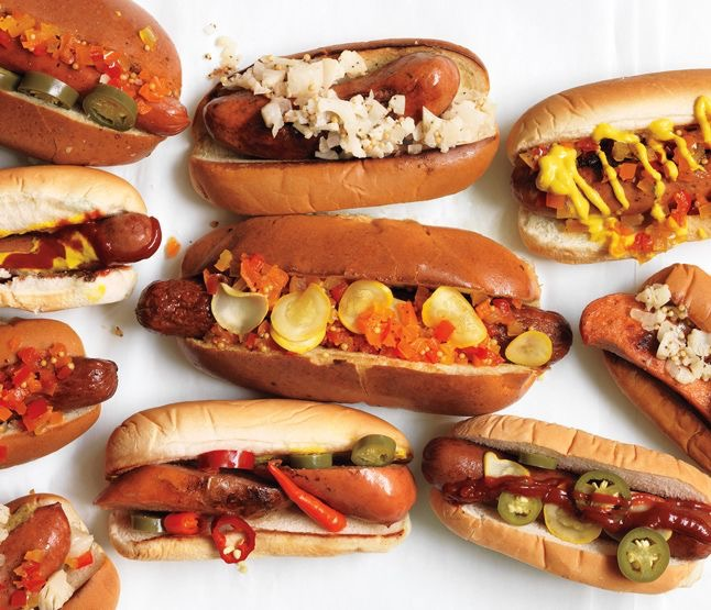 Homemade Takeaway - Gourmet Hotdogs - Cooking for Busy Mums