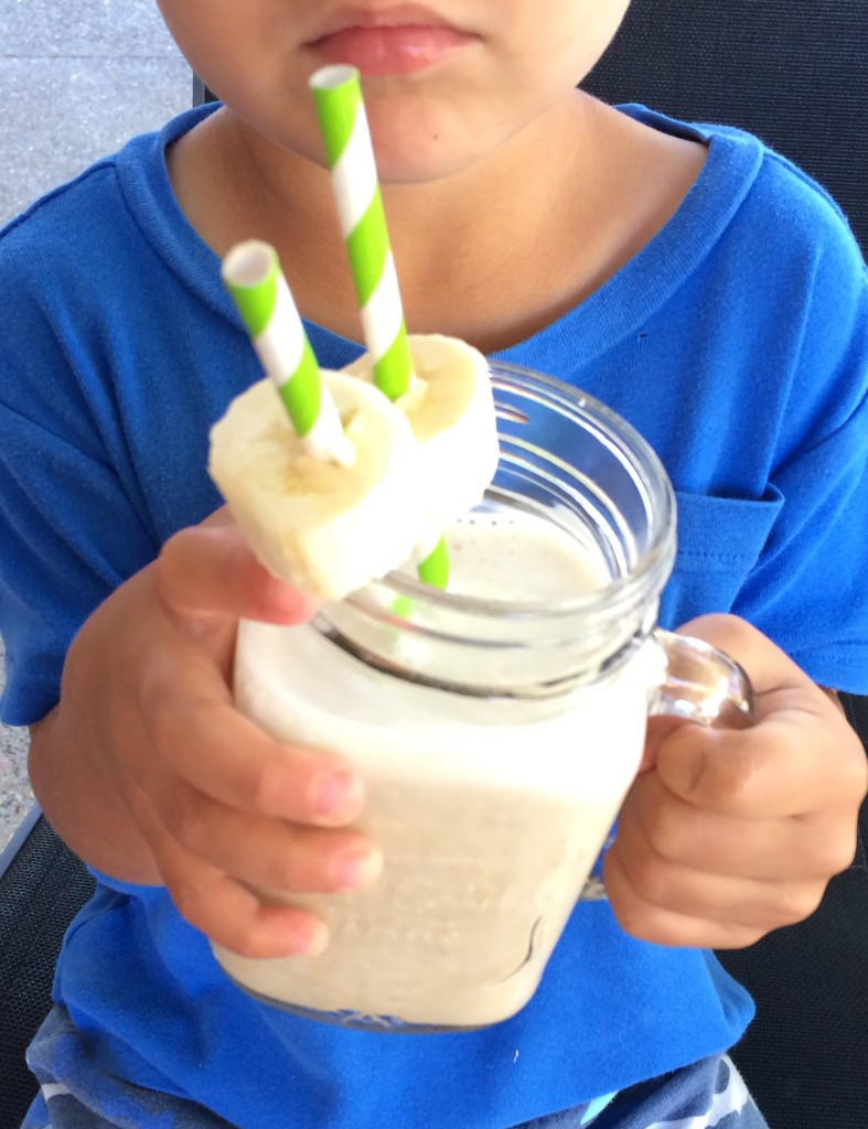 The Best Breakfast Banana Smoothie to Start Your Day