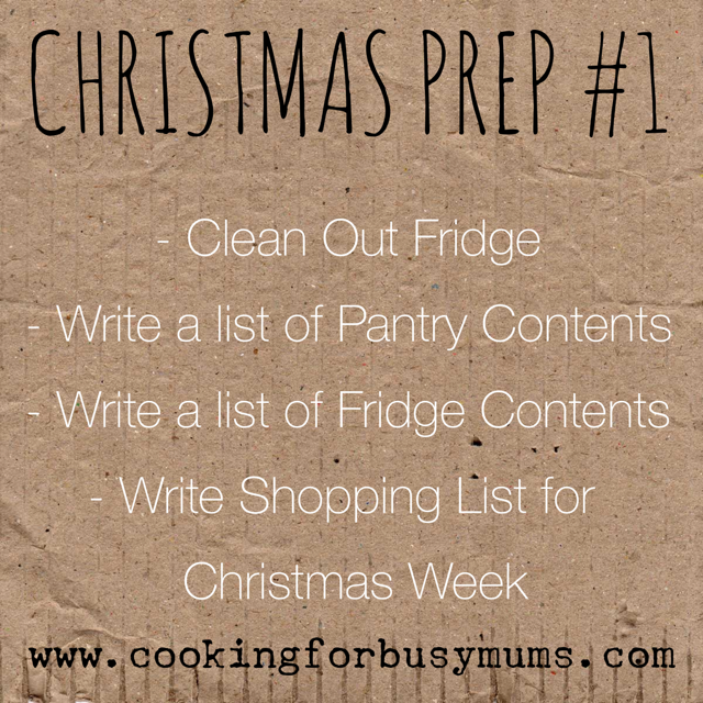 6 Ways to Prepare Food for Christmas Day