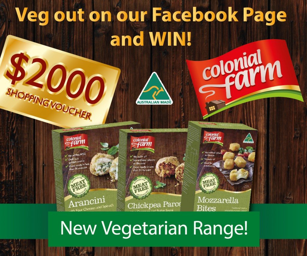 Colonial Farm Giveaway