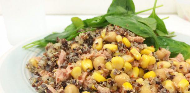 Work Lunch: Quinoa Salad