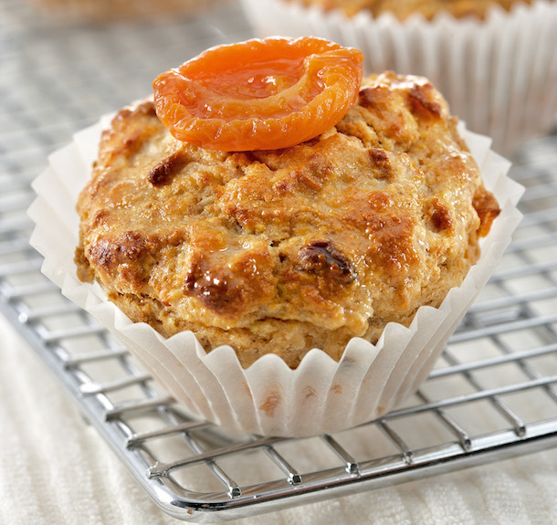 Morning Muffins - The Dairy Kitchen