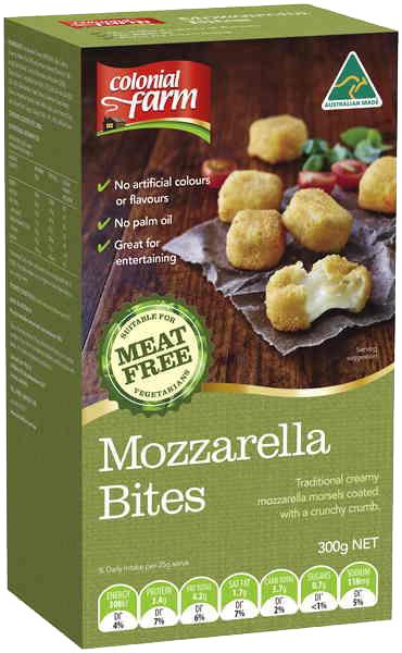 Mozzarella Bites-3D