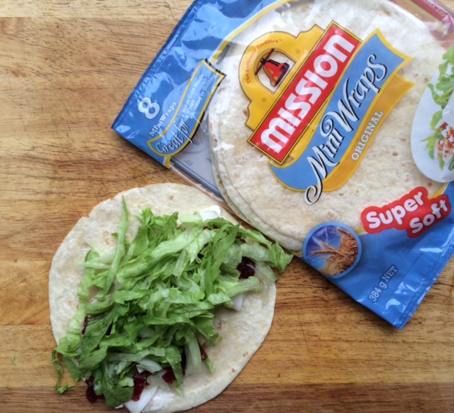"""Mission Foods: Turkey, Cranberry & Cream Cheese Mini Wraps for the Lunchbox """"PLUS WIN A YEAR'S WORTH OF MISSION AND MORE!"""""""