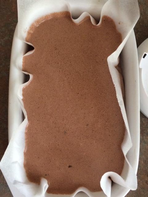 Magic Chocolate Custard Cake