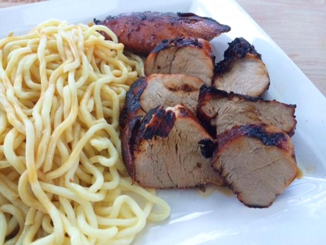 Asian Marinated Pork Tenderloins