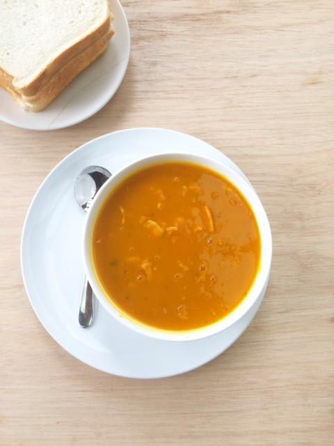 Streaky Bacon, Pumpkin & Sweet Potato Soup..Plus WIN