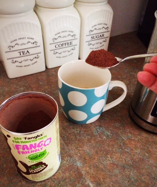 Fangks Healthy Alternative Milk Mix