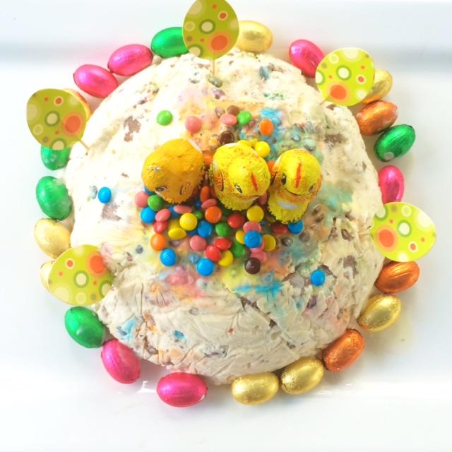 Easter Ice Cream Mix In SurpriseEaster Ice Cream Mix In Surprise
