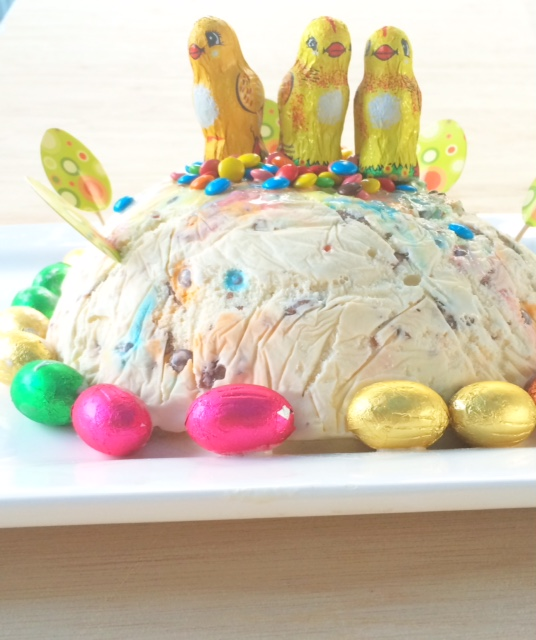 Easter Ice Cream Mix In Surprise