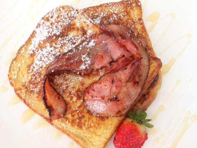 French Toast with Bacon and 10 Other Mother's Day Breakfast Ideas
