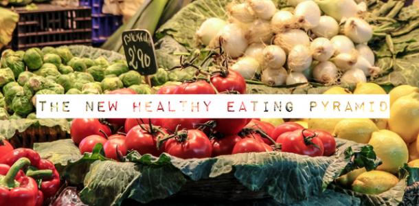 The new healthy food pyramid