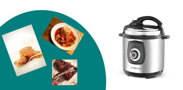 Test Driving the Kambrook Pressure Cooker plus your chance to win one.