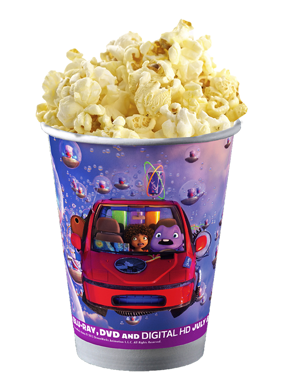 'Home' Movie Themed Party Plus your chance to win a party for 10 people.