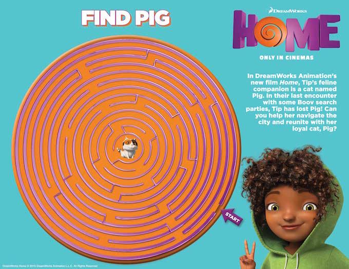 find-pig