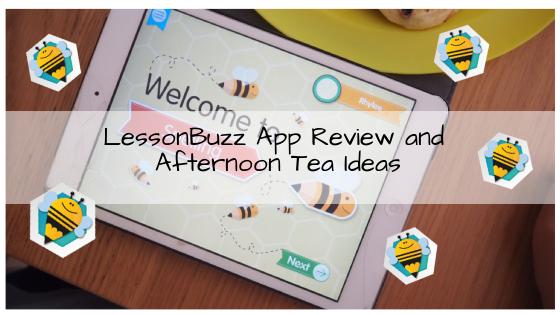 LessonBuzz App review