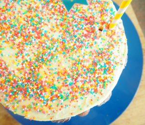 Easy Pinata Cake