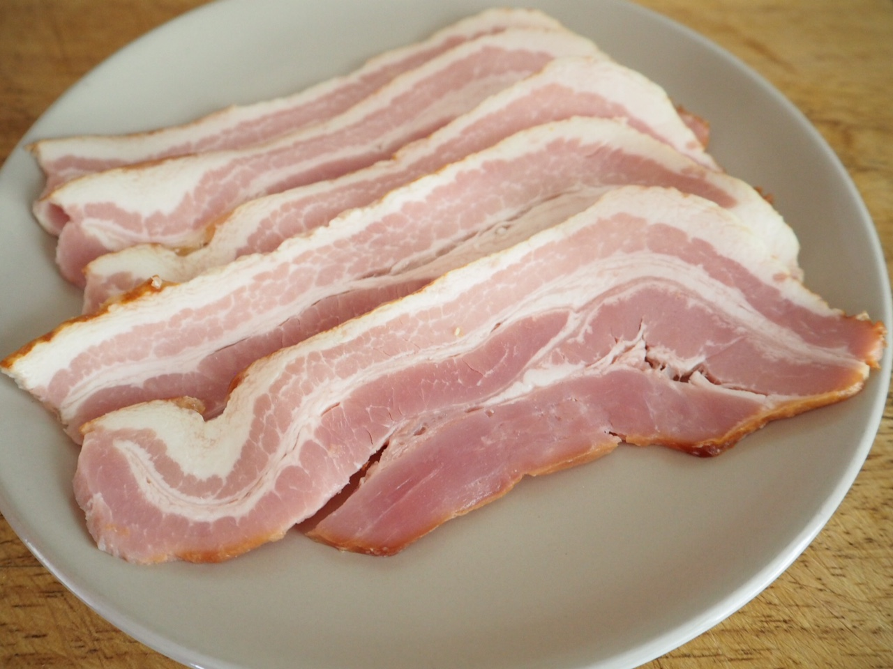 Bacon Lovers Take Note....Maple Streaky Bacon is a thing!