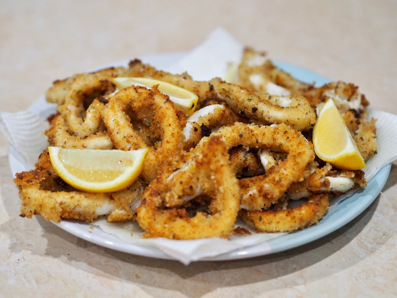 How To Get Tender Calamari