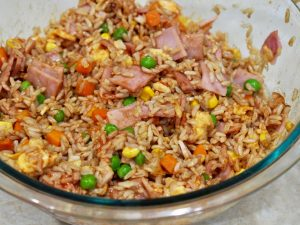 Easy Non-Fried Rice