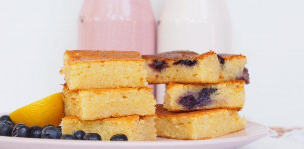 Gluten Free Lemon Slice Cake