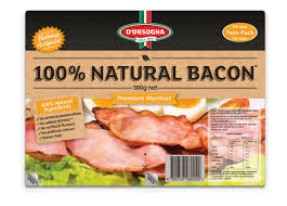 Beef and Bacon Lasagna