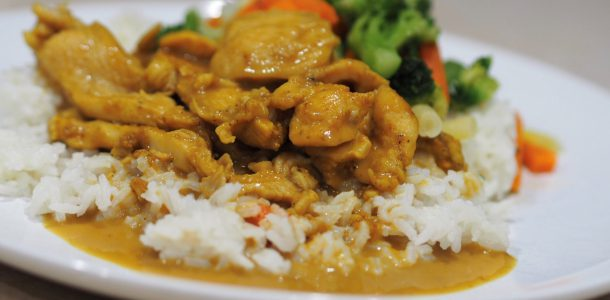 Chinese Satay Chicken