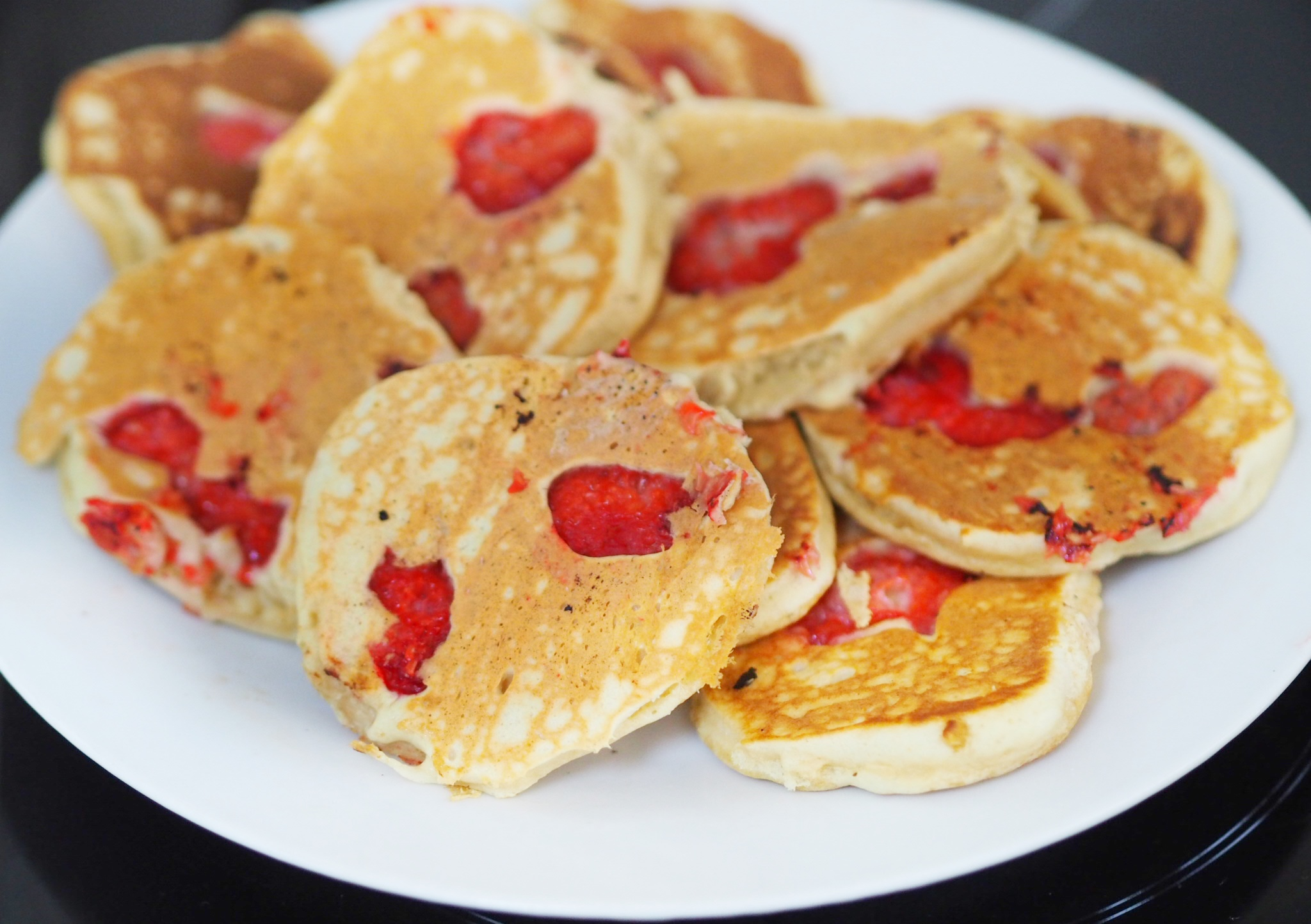 Raspberry Pikelets